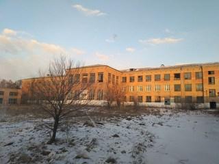 «Смотреть страшно»: фото известного института, «умершего» в Приморье, появились в Сети