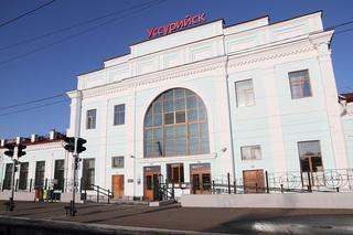 Женщина оставила 5-летнего на ЖД вокзале в Уссурийске