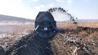 В Уссурийске начали реконструкцию дамбы Кугуковского водохранилища