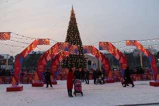 Что еще нужно обязательно посмотреть в зимнем городке Уссурийска