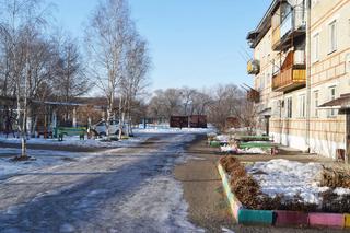 Более 20 дворовых территорий отремонтируют в этом году в селах УГО