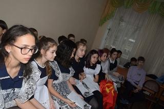 Всероссийская акция «Письмо Победы» стартовала в Уссурийске