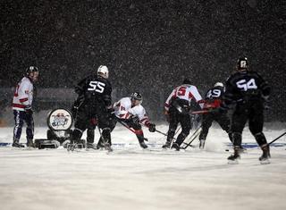 Хоккейная команда из Уссурийска попала в ¼ финала турнира