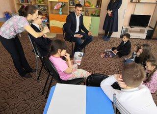 Чемпион мира посетил детский дом Уссурийска