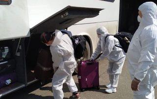Заражённые коронавирусом китайцы вернулись на родину через Приморье