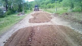 Несколько километров дорог заасфальтируют в селах Уссурийского городского округа