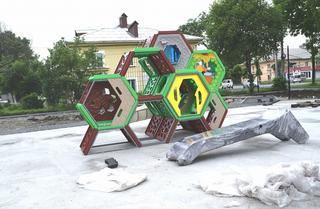 Новые парки по нацпроекту появятся в Уссурийске уже этим летом