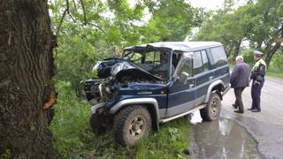 Сотрудники полиции просят откликнуться очевидцев автоаварии в Уссурийском районе