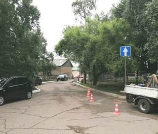 Одностороннее движение введут на участке улицы в районе Междуречья