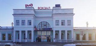 Новые электронные часы установили на железнодорожном вокзале Уссурийск