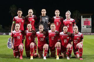 Женская сборная России по футболу победила Турцию в матче отбора на Евро-2022