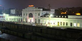В Уссурийске сотрудниками транспортной полиции выявлен подросток, куривший у здания железнодорожного вокзала