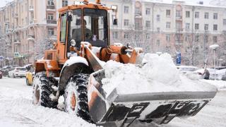 На улицах Уссурийска работает 35 единиц спецтехники