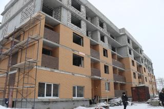Более 100 новых квартир получат в этом году уссурийцы, проживающие в аварийном жилье
