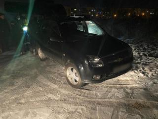 В Уссурийске сотрудники уголовного розыска задержали подозреваемого в угоне автомобиля