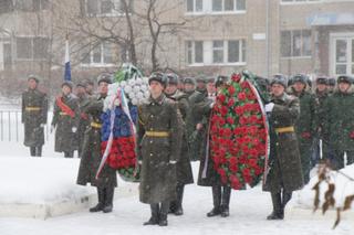 В Уссурийске прошло торжественное мероприятие в честь воинов-интернационалистов
