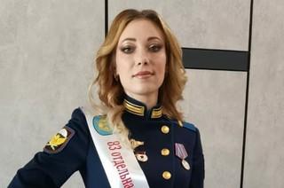 Десантница из Приморья отличилась на конкурсе «Краса ВДВ»