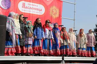 «Золовкины посиделки» сегодня прошли на центральной площади Уссурийска