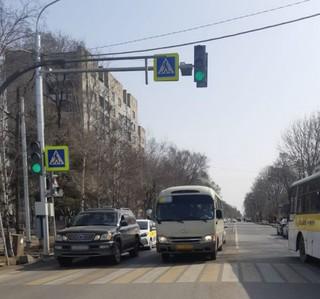 В Уссурийске проводится проверка по факту ДТП, в результате которого погиб пешеход