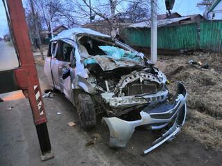 Полиция проводит проверку по факту ДТП со смертельным исходом на улице Урицкого в Уссурийске