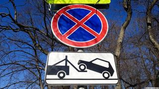 Новые дорожные знаки установили возле школы № 14 в Уссурийске