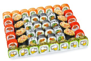 Где в г. Нижний Новгород быстрая доставка суши и роллов — обзор заведений