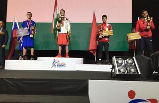 Спортсмен из Приморья завоевал серебряную медаль первенства Европы по боксу