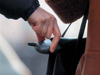 В Уссурийске начался сезон карманных  краж