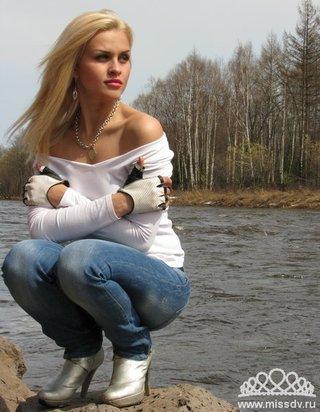 «Мисс Интернет Дальнего Востока – 2011» стала Лилия Горобей
