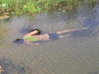 В Приморье в водохранилище утонул мужчина