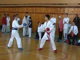 Уссурийские каратисты успешно выступили на международном чемпионате