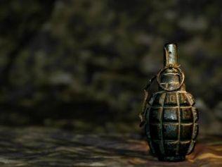 Муляж гранаты Ф-1 обнаружен в аэропорту Владивостока