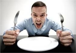 В Уссурийске голодный преступник съел улику