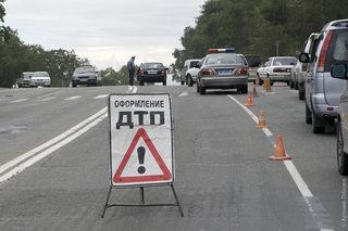 Неопытные водители безумствуют на дорогах Приморья