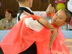 В Находке завершился международный Кубок по спортивным танцам