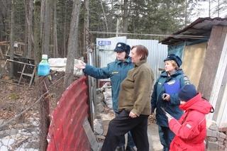 Дачники Приморья готовятся к пожароопасному сезону