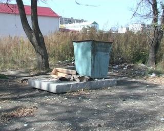 Горожане могут лишиться мусорных контейнеров