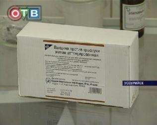 В Уссурийске зарегистрирован резкий скачок заболеваемости краснухой