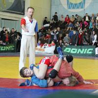 Более 200 самбистов собрал турнир «Уссурийская тайга»