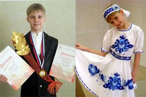 Андрей и Лена Шевцовы стали лауреатами конкурса «Голоса Приморья»
