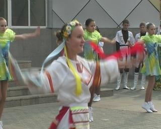 Уссурийцы отпраздновали День Приморья викториной и танцами