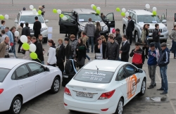 «Автосуббота» со Сбербанком пройдет на центральной площади Уссурийска