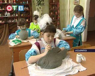 Школьники из Уссурийска готовятся к Всероссийскому конкурсу талантов