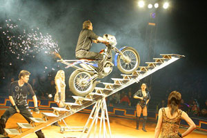 В Уссурийск приехал цирк