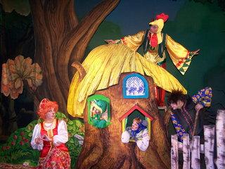 Драматический театр Восточного военного округа для детишек готовит приятный «сюрприз»