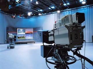 Уссурийские ребята из киновидеостудии «25 регион» познакомились с работой Приморского телевидения