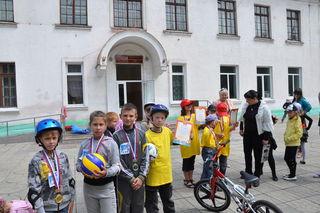В ЦДТ прошёл конкурс на знание правил дорожного движения «Весёлое колесо»