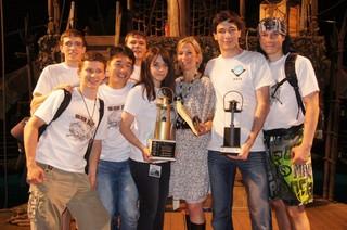 Студенты ДВФУ стали двукратными победителями на всемирном чемпионате