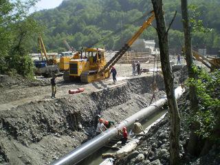 Прокуратура Уссурийска выявила факты нарушения строительства газопровода