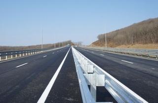 На 656 километре объездной трассы М-60 специалисты зафиксировали просадку дорожного полотна